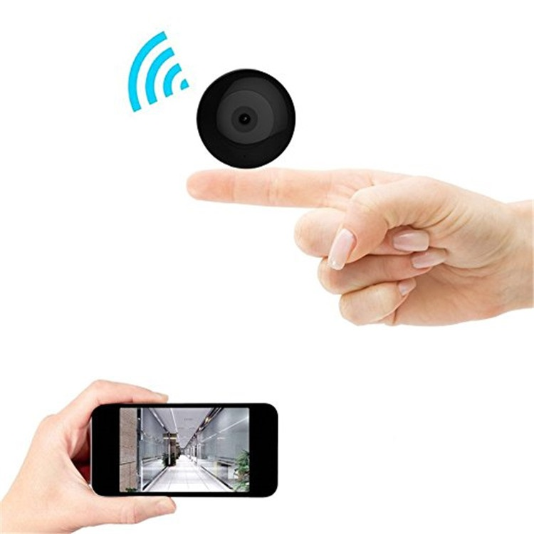 2019 Remote View Camsoy Cookycam Spy Hidden Wearable <strong>Camera</strong> CCTV Security Mini Wifi Wireless Body Worn <strong>Camera</strong> With Night Vision
