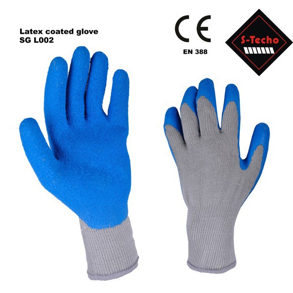 Working latex gloves ce mark