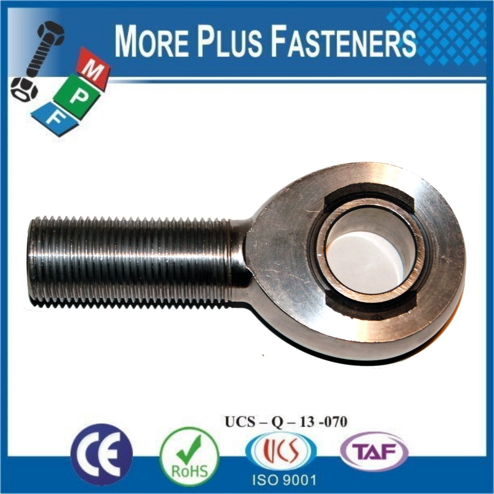 Made in Taiwan Rod Ends and Spherical Plain Bearing