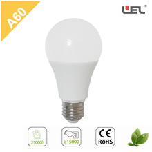 Super Bright edison led bulb light 9w E27 led bulb A60 ,emergency luminaire led light bulb 9w china alibaba