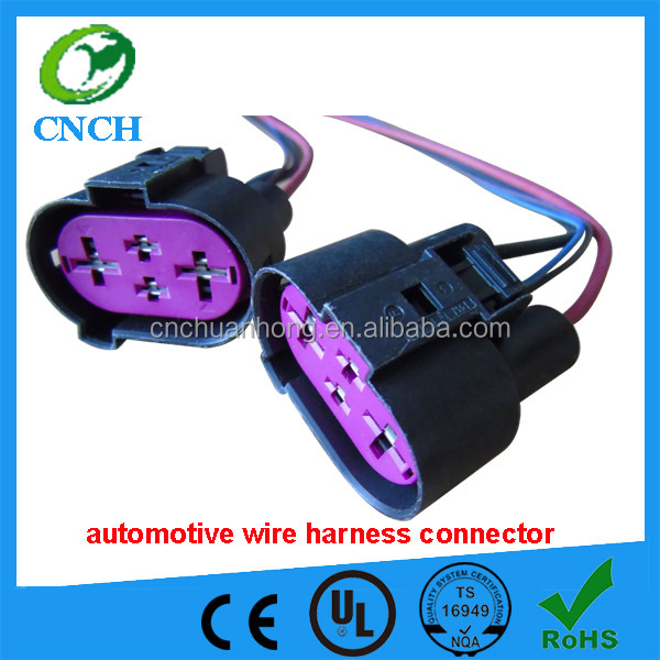 Factory OEM Automotive Wire Harness Connector 4 automotive oem wire connectors, automotive oem wire connectors Honduras Auto Mobile Wire Harness at cos-gaming.co
