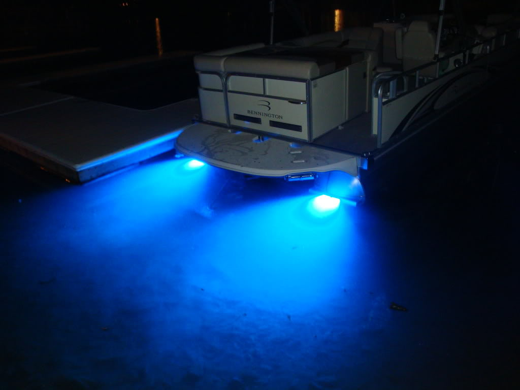 Ip68 High Underwater Boat Led