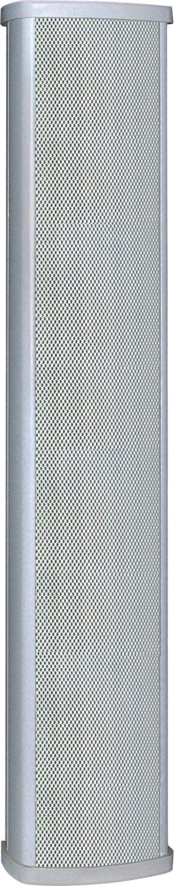 Outdoor Public address background music system long throw pa speaker column speaker 60W OBT327