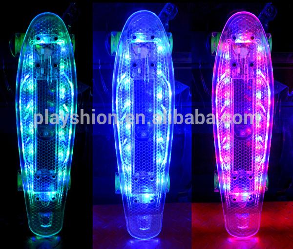 best offer skateboard mini light up skateboard wheels led skateboard buy led skateboard light. Black Bedroom Furniture Sets. Home Design Ideas