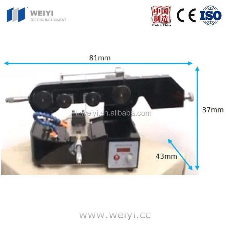 Stx-201 Precision Endless Diamond Wire Saw - Buy Diamond Wire Saw ...