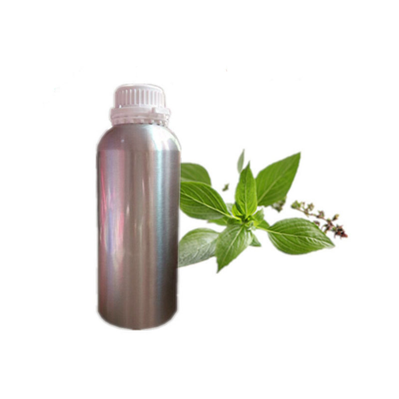 Nature Basil essential oil for those dry/aging and allergic skins