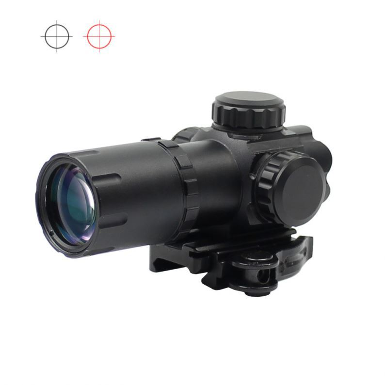 Newest design low price china factory direct sale thermal imaging scope