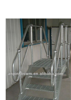 Outdoor Composite Stair Treads For Tower Topping Buy Stair Tread For Tower Outdoor Composite