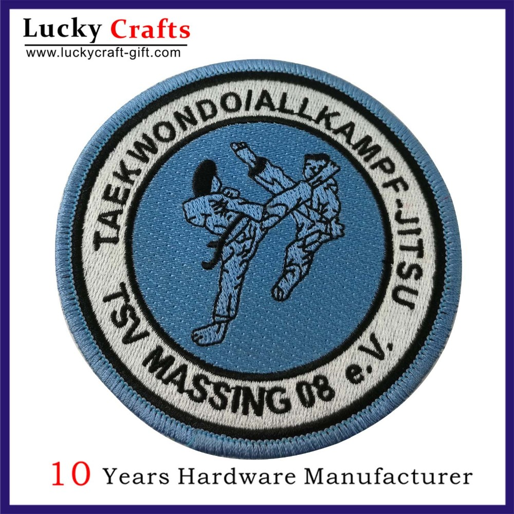 Custom embroidered patches no minimum buy cheap