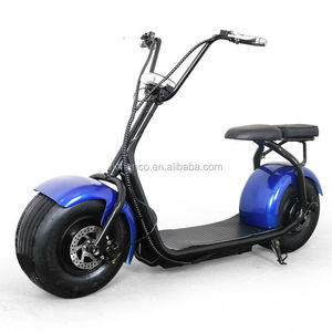Cheap 60V Electric City Coco Scooter Mobility Scooter ,Electric Motor