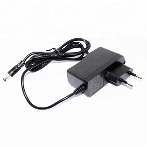 1a Wall Mount Ion Adapter 1000ma 5.5 2.1 110v Ac To Dc Cc Cv Portable 12v Lithium Battery Charger