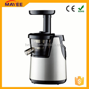 cheap 65rpm slow juicer extractor/automatic cols press slow juicer