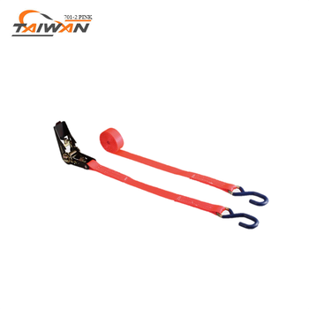 top customized tow truck ratchet tie down strap
