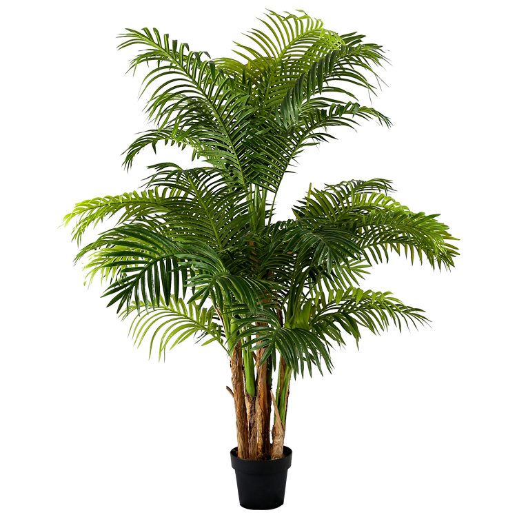 160CM faux palmier hawaï artificiel Kwai plante décoration intérieure