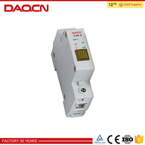DAQCN Best Selling Durable Using Dc Circuit Breaker