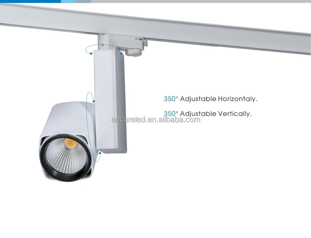 track lighting white. WW White Housing Dimmable LED Spot Light Track Lighting