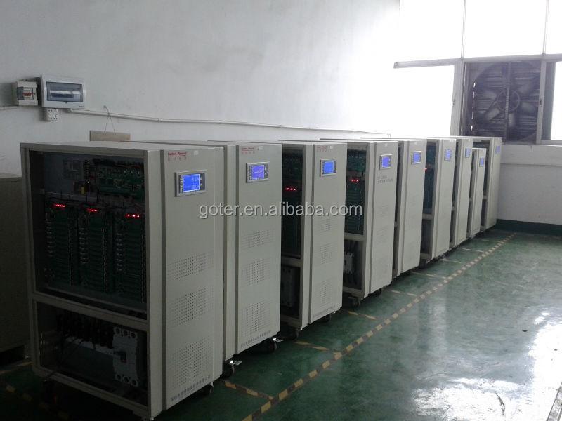 80kva Three Phase Automatic Voltage Regulator / Voltage Stabilizer ...