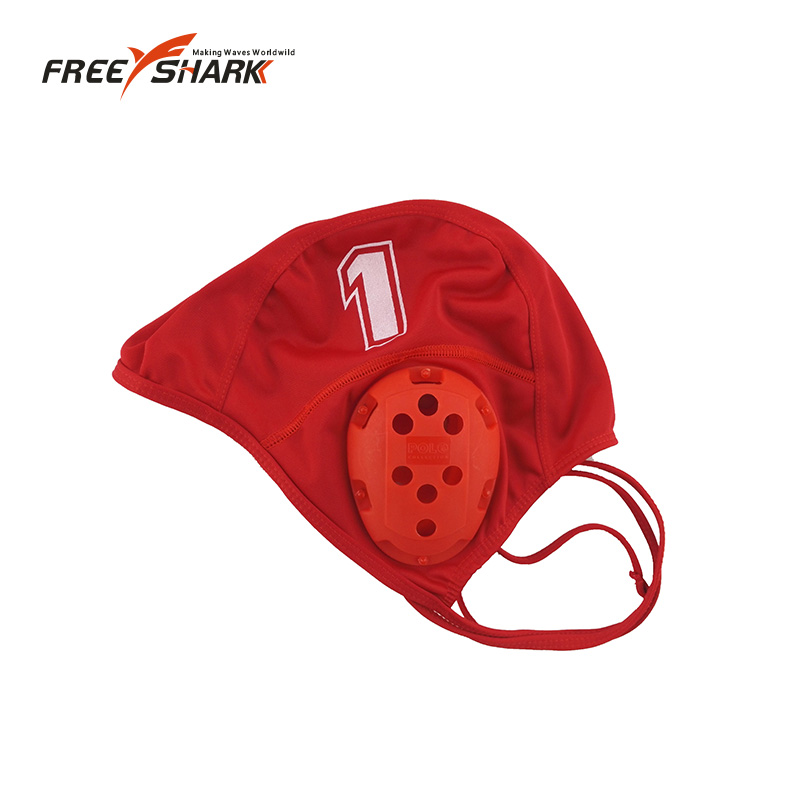Good quality top sell water polo cap with customized design logo