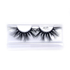 pretty girl fashion eye lashes 3d mink 25mm strips eyelashes full strip mink lashes