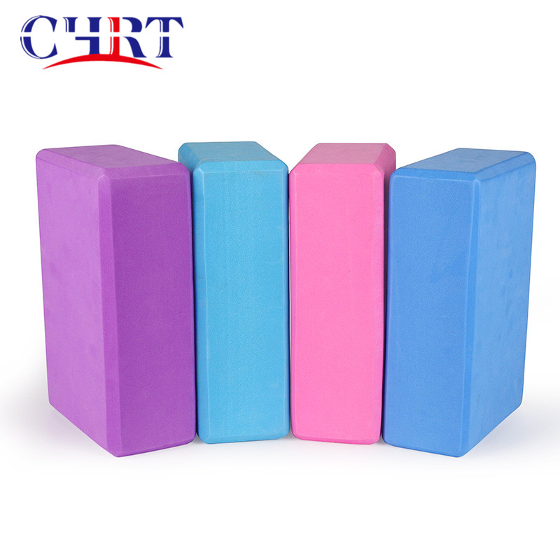 CHRT 16 Colors Pilates <strong>EVA</strong> Sports Exercise Gym Foam Workout Yoga Block Brick