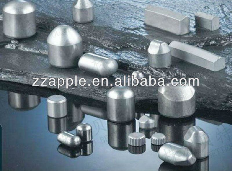 Zhuzhou YG11C carbide button inserts for mining tools