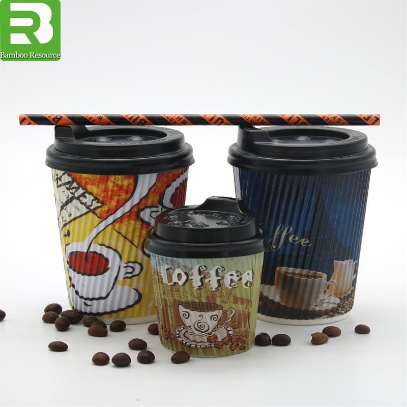 china wholesale high quality design your own paper coffee cup