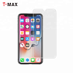 New Product 3D Curved Full Glue Tempered Glass Screen Protector 9H Toughened Screen Protective Film For iPhone x