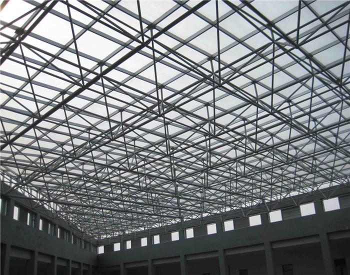 China Direct Supplier Light SpaceFrame Shed With Competitive Price