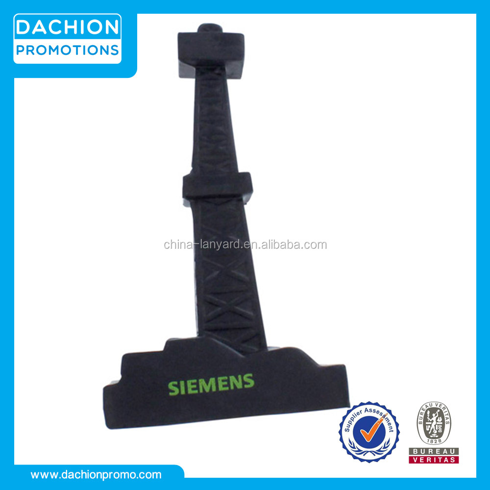 Advertising Oil Derrick Stress Reliever/Oil Derrick Stress Toy/Oil Derrick Stress Ball