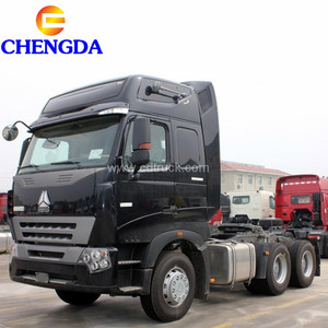 SINOTRUK 371hp and 420hp HOWO A7 6X4 10 Wheeler Tractor Trucks for Sale
