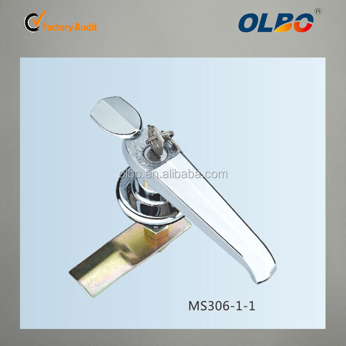 CE approved luxury door locks and handles MS306