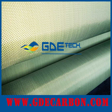 kevlar 1500D 220~250g/m2 kevlr fiber fabric roll KF anti cut widely useing by US