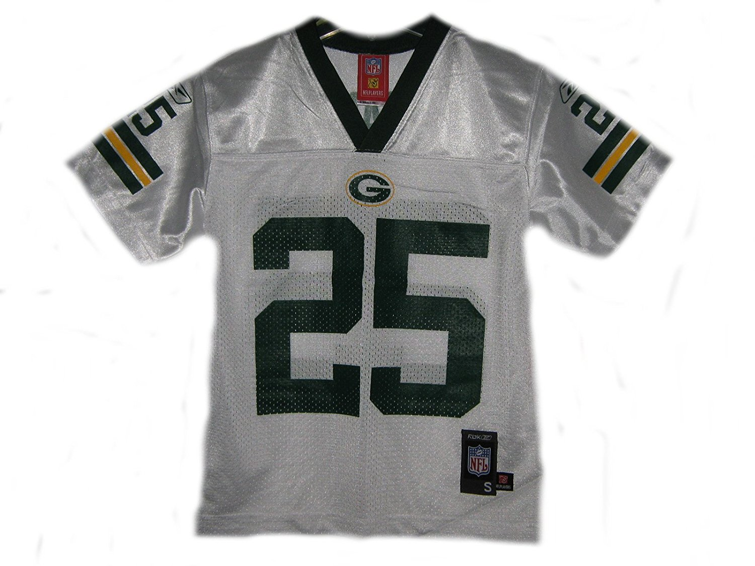Ryan Grant Green Bay Packers White NFL Youth Kids Mid-Tier Jersey