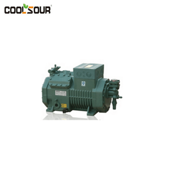 High Pressure Bitzer Compressor , Semi-Hermetic Air Compressor