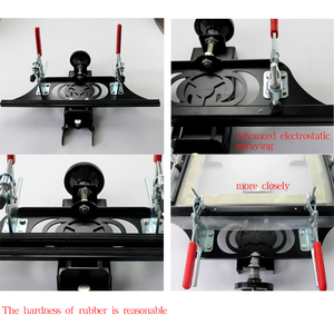 Screen Stretcher Mesh Stretching Silk Screen Printing