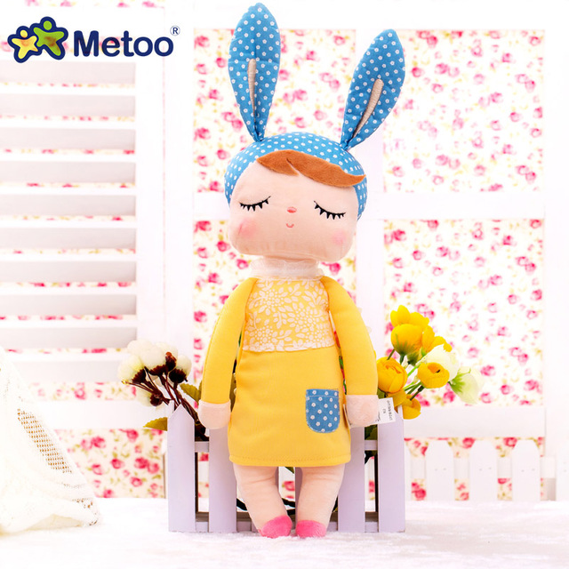 Custom 13 inches Fantasy <strong>Rabbit</strong> Cartoon Animal Stuffed Baby Plush Doll for Girl