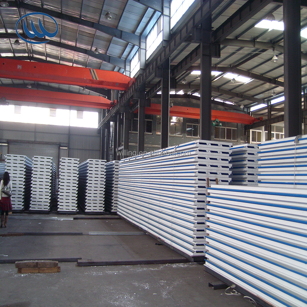 sandwich panel prefabricated eps dome house with high quality