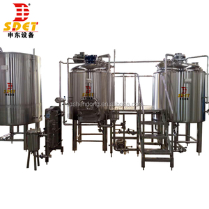 high qualitySpecializing in the production of large beer equipment15bbl,1000l stainless steel tanks for restaurant equipment