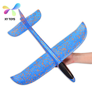 Hot Sale Flying Toys Hand Throwing Air Plane / Launch EPP Foam Aircraft Gliders For Kids Gift Toy