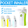 portable water mist atomizing nozzle device for body and face spray made in China