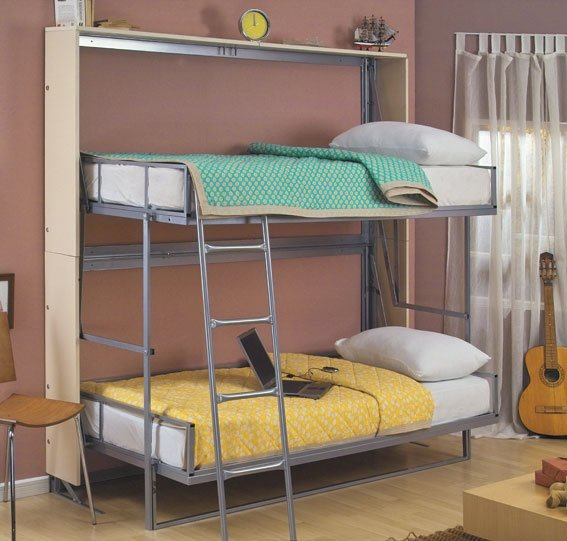 wand bett metalbett produkt id 11350078. Black Bedroom Furniture Sets. Home Design Ideas