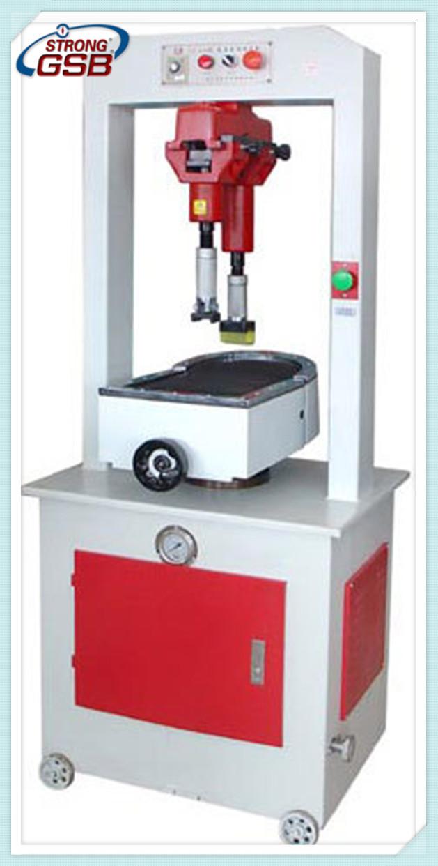 shoe pressing machine