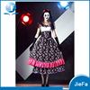 Skeleton Halloween Costumes Scary Woman Costumes Adult Sexy Halloween Fancy Dress