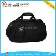 New style fashional durable waterproof young sport travel bag for men with high quality