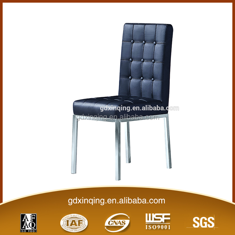 Hot Sell Dining Table Chair Guangdong Black Task Chair B903