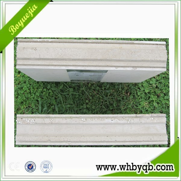 Polystyrene concrete fence plate prices