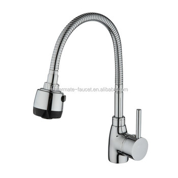 360 Degree Rotatable Flexible Hose Kitchen Faucet Mixer Tap