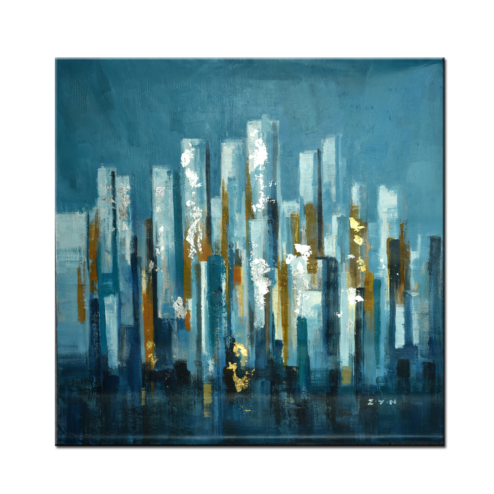 Abstract Art Paintings On Canvas