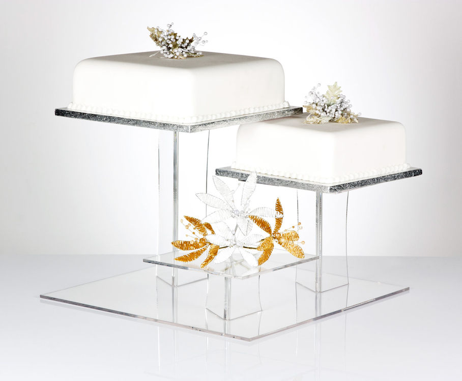 4 Tier Square Wedding Cake Stand Wholesale, Stand Suppliers   Alibaba