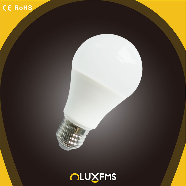 Dimmable OEM LED bulb A19 A60 9W B22 E27 in 2 years warranty LED lamp